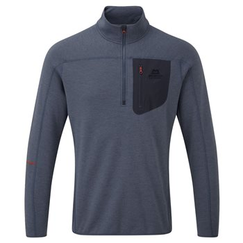 Mountain Equipment Mens Integrity Zip T Fleece  - Click to view larger image