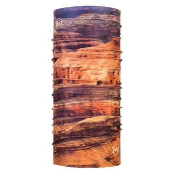Buff Coolnet UV+ Kanawai Brown Multifunctional Scarf  - Click to view larger image