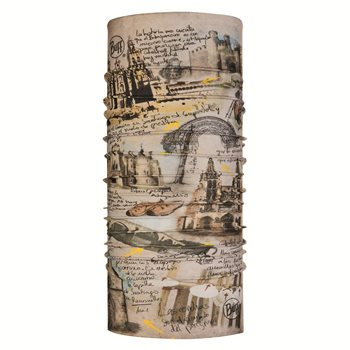 Buff Coolnet UV+ Travels Multi Multifunctional Scarf  - Click to view larger image