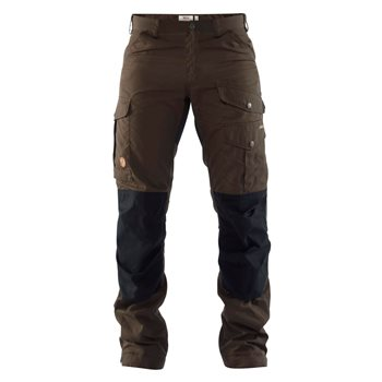 Fjallraven Mens Vidda Pro Trouser G1000 Water Resistant Trekking Trouser Vidda Pro Trouser - Dark Olive - Click to view larger image