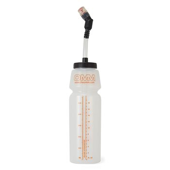 OMM Ultra+ Bottle 750ml with Straw Water Bottle  - Click to view larger image