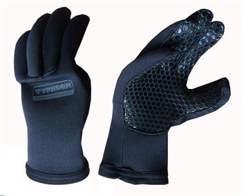 Typhoon Kids Neoprene 3mm Glove  - Click to view larger image