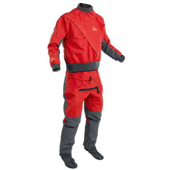 Palm Equipment Mens Cascade Drysuit   - Click to view larger image