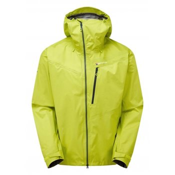 Montane Mens Alpine Shift Waterproof Jacket  - Click to view larger image