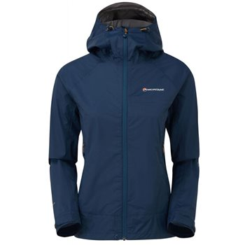 Montane Womens Female Atomic Waterproof Jacket  - Click to view larger image