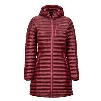 Marmot Womens Long Avant Featherless Insulated Jacket  - Click to view larger image