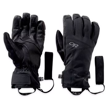 Outdoor Research Mens Illuminator Sensor Glove  - Click to view larger image