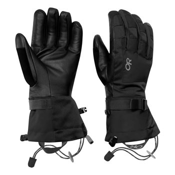 Outdoor Research Mens Revolution Gloves 2019  - Click to view larger image
