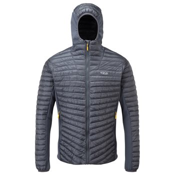 Rab Mens Cirrus Flex Hoody Insulated Jacket  - Click to view larger image