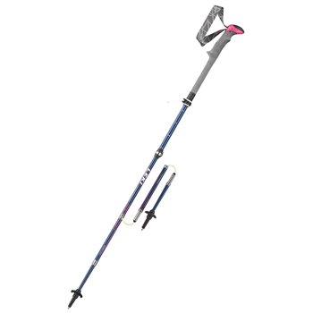 Leki Womens Micro Vario Carbon ELD Trekking Pole Set  - Click to view larger image