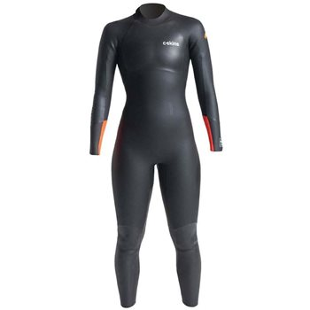 C Skins Swim Research Womens 4:3 Steamer Wetsuit  - Click to view larger image