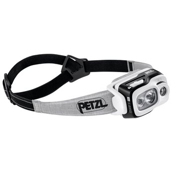 Petzl Swift RL Head Torch  - Click to view larger image