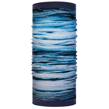 Buff Reversible Polar Tide Blue Multifunctional Scarf  - Click to view larger image