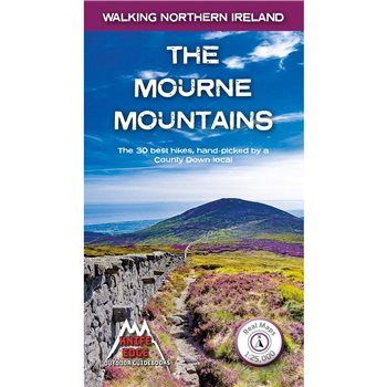 Books/Maps The Mourne Mountains Book  - Click to view larger image