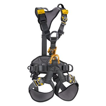 Petzl Astro Bod Fast International Version Work Harness Astro Bod Fast - International Version - Click to view larger image