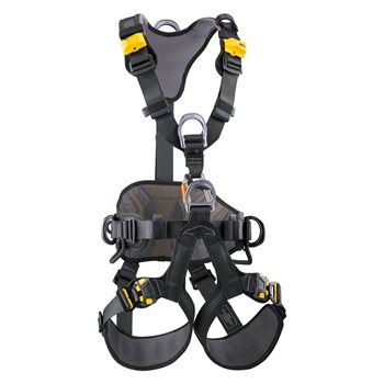 Petzl Avao Bod Fast International Version Work Harness  - Click to view larger image