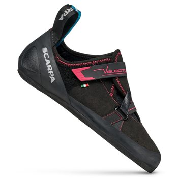 Scarpa Womens Velocity WMN Climbing Rock Shoes  - Click to view larger image