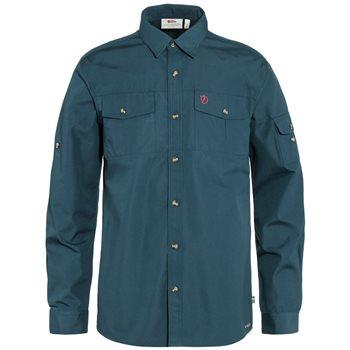 Fjallraven Mens Singi Trekking Long Sleeve Shirt  - Click to view larger image