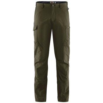 Fjallraven Mens Traveller MT Trekking Trousers  - Click to view larger image