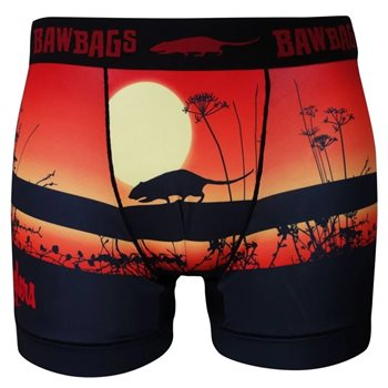 Bawbags Mens Cool De Sacs Underwear - Stranglers  - Click to view larger image
