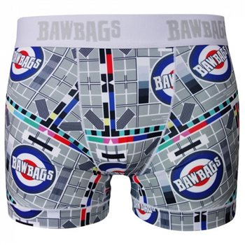 Bawbags Mens Cool De Sacs Underwear - Test Card  - Click to view larger image