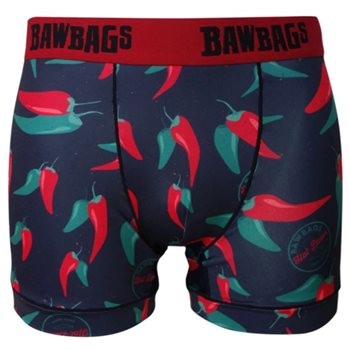 Bawbags Mens Cool De Sacs Underwear - Spicy  - Click to view larger image