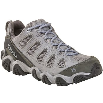 Oboz Womens Sawtooth 2 Low Walking / Hiking Shoes  - Click to view larger image