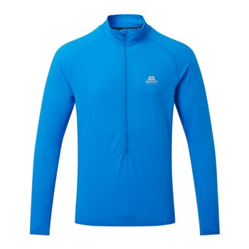 Mountain Equipment Mens Solar Eclipse Zip T Fleece Acid - Click to view larger image