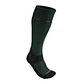 Meindl Mens MT Hunting Long Merino Extra Socks  MT Hunting Long - Loden - Click to view larger image