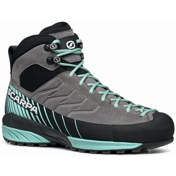 Scarpa Womens Mescalito Mid GTX WMN Walking / Hiking Boot Mescalito Mid GTX WMN Brown Rose-Mineral Red - Click to view larger image
