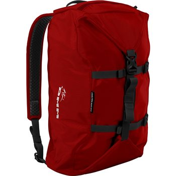 DMM Classic Rope Bag 32L Up To 80m Rucksack or Courier Classic Rope Bag 32L - Red - Click to view larger image