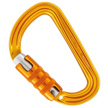 Petzl Sm'D Triact-Lock Carabiner SmD Triact-Lock Carabiner - Gold - Click to view larger image
