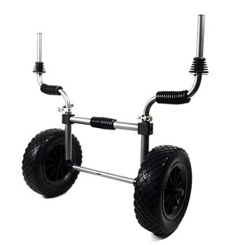 Ruk Sport  Sit on Top Trolley Sand Rat Canoe / Kayak Accessory Sit on Top Trolley - Sand Rat - Click to view larger image