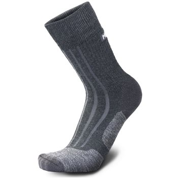 Meindl Womens MT6 Lady Merino Socks MT6 Merino Anthracite - Womens - Click to view larger image