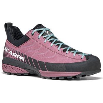 Scarpa Womens Mescalito WMN Walking / Hiking Shoes Mescalito WMN - Malva-Jade - Click to view larger image