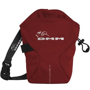 DMM Traction Chalk Bag with Belt Climbing  - Click to view larger image