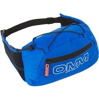 OMM WaistBelt 3 Bumbag 3L Race Waist Pouch 120g WaistBelt 3 Bumbag - Blue - Click to view larger image