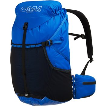 OMM Unisex Classic Marathon 32L Day Sack  Classic 32 - Blue - Click to view larger image