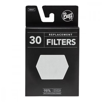 Buff Adult Replacement Filter Pack 30 Filter Pack - Adult
