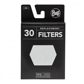 Buff Kids Replacement Filter Pack 30 Filter Pack - Kids - Click to view larger image