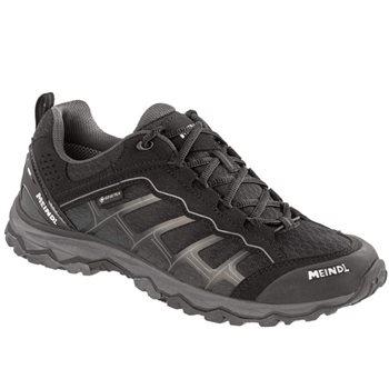 Meindl Mens Prisma GTX Walking / Hiking Shoes Primas GTX - Black - Click to view larger image