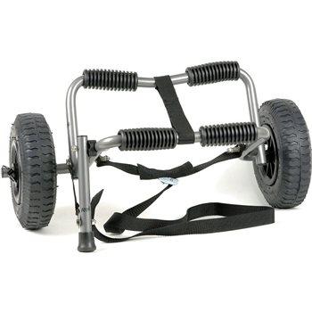 Ruk Sport  Rambler Kayak Trolley With PU Wheels and Strap Canoe / Kayak Accessory Rambler Kayak Trolley