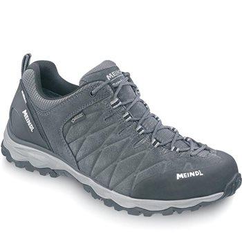 Meindl Mens Mondello GTX Wide Fit Walking / Hiking Shoes Mondello GTX -  Anthracite-Graphitee - Click to view larger image