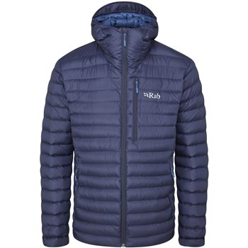 Rab Mens Microlight Alpine Insulated Jacket Microlight Alpine Jacket - Deep Ink - Click to view larger image