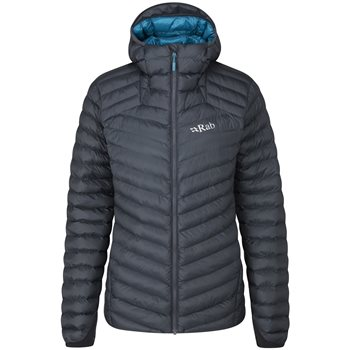 Rab Womens Cirrus Alpine Insulated Jacket Cirrus Alpine Jacket - Beluga - Click to view larger image