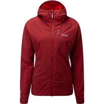 Rab Womens VR Summit Softshell Winter Jacket  - Click to view larger image
