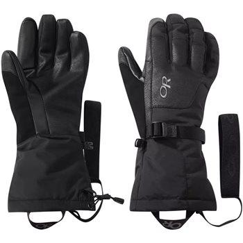 Outdoor Research Mens Revolution Sensor Gloves  Revolution Sensor Gloves - Click to view larger image