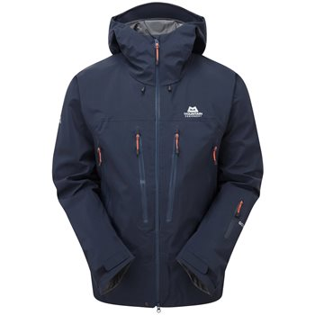 Mountain Equipment Mens Changabang Waterproof Jacket Changabang Jacket - Cosmos - Click to view larger image