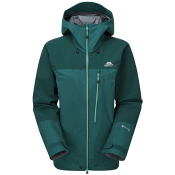 Mountain Equipment Womens Manaslu Waterproof Jacket  Manaslu Jacket - Imperial Red-Crimson - Click to view larger image
