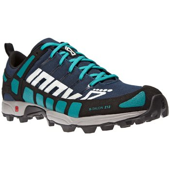 Inov-8 Womens X Talon 212 V2 Fell Running Shoes X-Talon 212 V2 - Navy-Teal - Click to view larger image